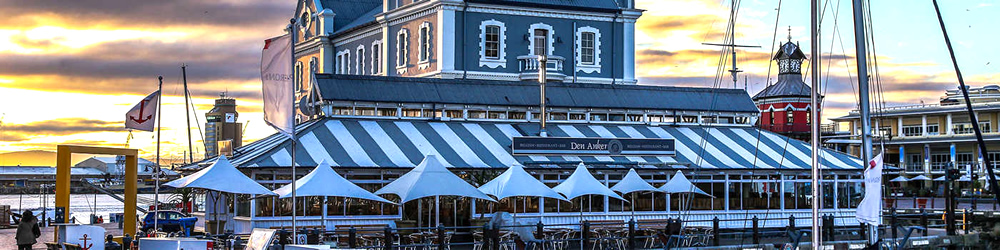 Den Anker Restaurant at the Waterfront