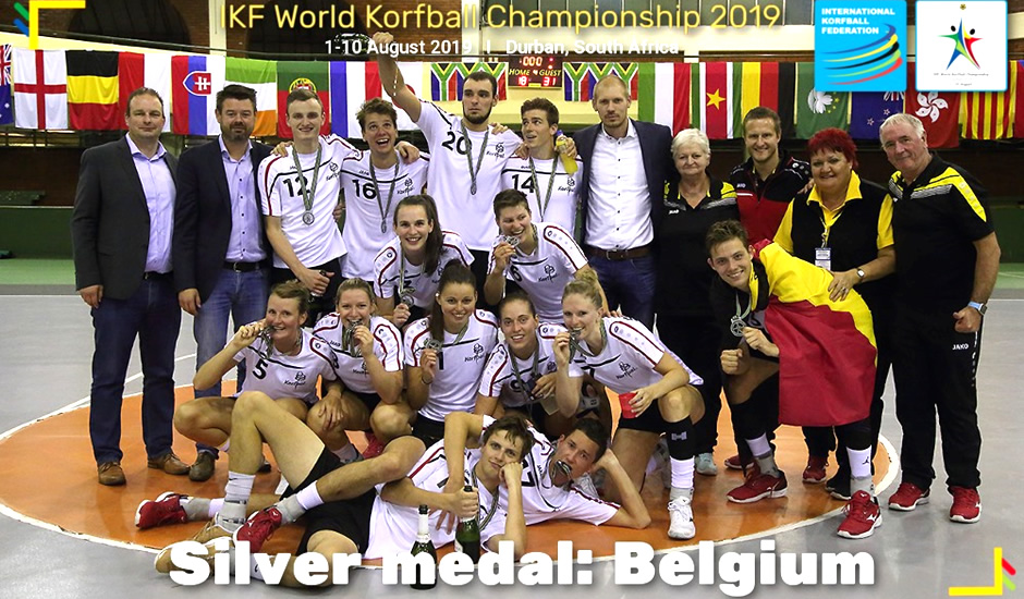Belgian National Korfbal Team